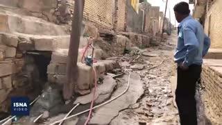 حصیرآباد، بدون آب و بهداشت در روزهای گرم و کرونایی
