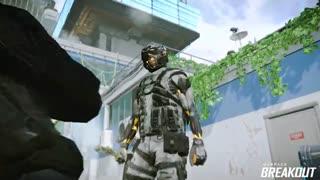 تریلر بازی Warface:Breakout