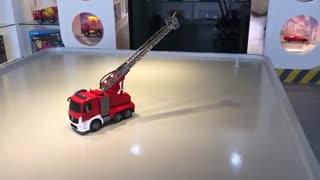 ماشین کنترلی آتش نشانی جذاب Double E57/ایستگاه پرواز