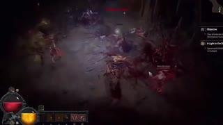 تریلری 20 دقیقهای از گیمپلی Diablo 4