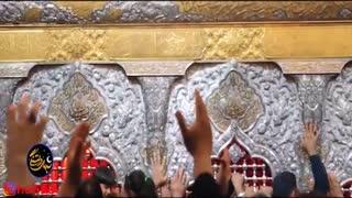 نماهنگ دلتنگ حرم با صدای عبدالرضا هلالی