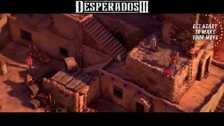 تریلر بازی Desperados III
