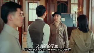 قسمت 18 از سریال چینی دختر شیطان Demon Girl 2016