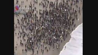 ادامه برپایی تظاهرات ضد تبعیض و بی عدالتی در کشورهای جهان