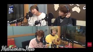 خواندن آهنگ All want you  از iz band  در رادیو...با حضور هیون جون در سریال به یاد بیار هری