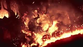 تریلر رونمایی  Demon's Souls  - بازی مگ