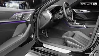 معرفی خودروی بی نظیر بی ام و M8