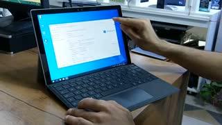 معرفی اجمالی  Microsoft Surface Pro 4