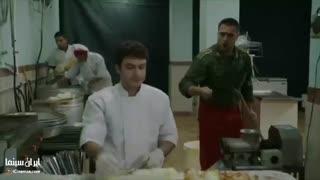 پشت صحنه قسمت 18 سریال شاهگوش - iCinemaa.com