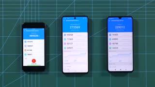 مقایسه اپل آیفون SE 2020 با شیائومی می نوت 10 و سامسونگ گلکسی A71