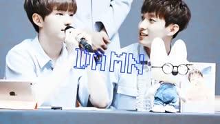 FMV خیلی کیوت از کاپل Seoksoon سونتین(Seventeen)