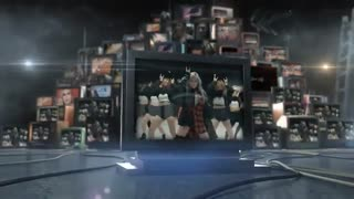 پروژه افترافکت مولتی اسکرین تلویزیون