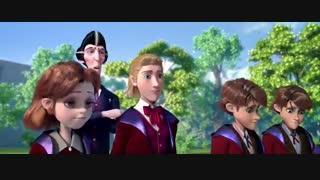 انیمیشن سینمایی 2020 دانشگاه جادویی - دوبله فارسی