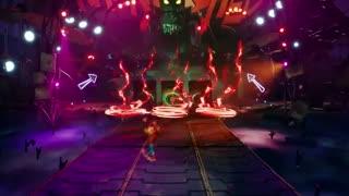 تریلر رونمایی از بازی Crash Bandicoot 4: It's About Time - بازی مگ
