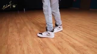 How to do Hip Hop Footwork ( Hip Hop Dance Moves Tutorial) | Mihran Kirakosian