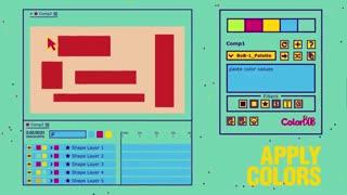 اسکریپت افترافکت ColorBob