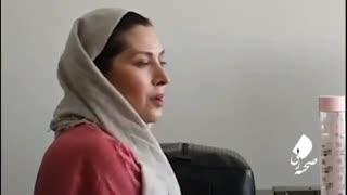دانلود فیلم صحنه زنی با بازی مهتاب کرامتی