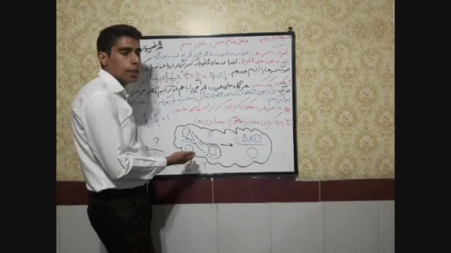 ضرب کسرها ریاضی ششم محمد نصیری روشتی