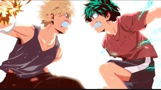 Boku_no_Hero_Academia_Season_3_OST_Katsuki_and_Izuku