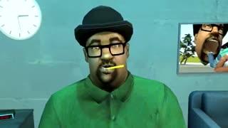 Big Smoke - fat guy [SFM Billie Eilish Bad Guy Parody]