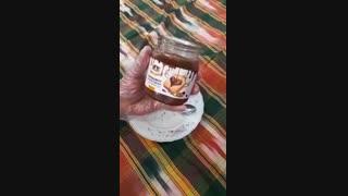 چرا مجبورید (( نوتلا )) بخرید وقتی این کرم شکلات را دارید؟