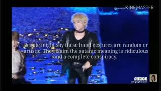 پیام های پنهان در رقص گروه BTS