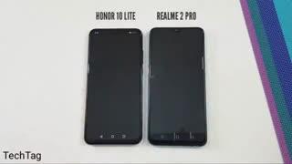 Honor 10 Lite vs Realme 2 Pro Speed Test & Camera Comparison !! ( 720 X 720 )