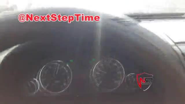 شتاب 0 تا 80 با سورن توربو در 7 ثانیه بعد از ریمپ در مجموعه نکست استپ
