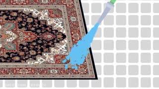 کیفیت تطهیر فرش و موکت نجس