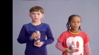 واکنش جالب و دیدنی کودکان به تبعیض جنسیتی