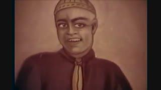 پیش پرده خوانی مرتضی احمدی برای عنوان بندی آغازین فیلم حسن کچل