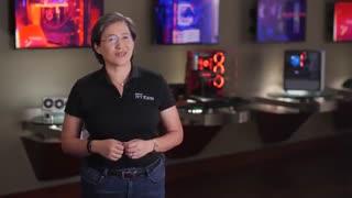 پیام ویدئویی مدیرعامل AMD درباره پردازنده های  Zen 3