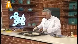 Bahoone - بهونه با سامان گلریز - طرز تهیه املت گوشت و گوجه مراکشی | اموزش اشپزی دستپخت بهونه طرز تهیه دستور پخت