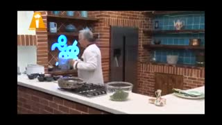 Bahoone - بهونه با سامان گلریز - طرز تهیه کوفته آذری یا کوفته تبریزی | اموزش اشپزی طرز تهیه کیک پزی غذای ایرانی و خارجی