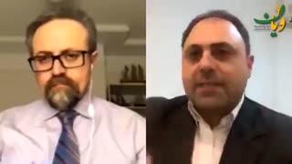 لایو مشترک دکتر سامرند سلیمی و دکتر امیر ساعد وکیل