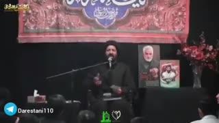 عنایت امام حسین(ع) به مداحی که در ایام کرونا از دنیا رفت