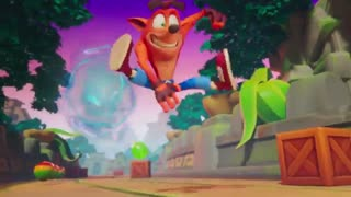 تریلر معرفی بازی Crash Bandicoot: On the Run