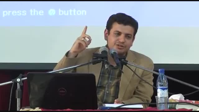 سخنرانی استاد رائفی پور - هفت مرحله ظهور - گلستان - آزاد شهر - 12 تیر 91