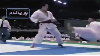 کاراته واقعی