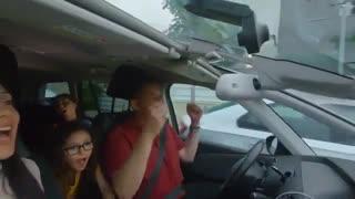 دوربین دوقلوی ویژه خودرو