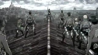 اگه  جون سالم ب در بردی - If You Get Out Alive AMV  ~ attack on titan - حمله به تایتان ( اتک ان تایتان ) - Mikasa - میکاسا