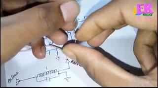 آموزش ساخت رادیو اِف ام ساده
