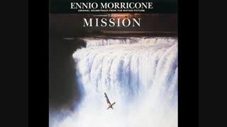 موزیک The Mission ساخته انیو موریکونه