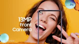 ویدئوی رسمی گوشی SAMSUNG Galaxy A21s