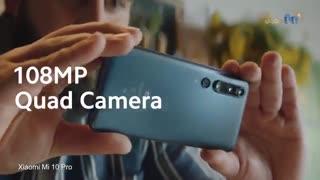 ویدئوی معرفی رسمی گوشی Xiaomi Mi10 Pro