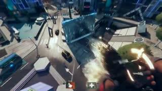 تریلر جدید بازی Hyper Scape و حالت محدود Hack Runner Mode - بازی مگ