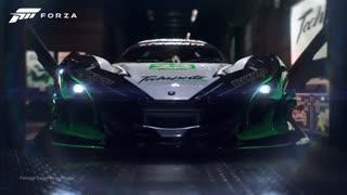 تریلر رونمایی رسمی بازی Forza Motorsport - بازی مگ