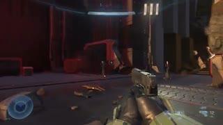 تریلر رسمی رونمایی گیم پلی Halo Infinite - بازی مگ