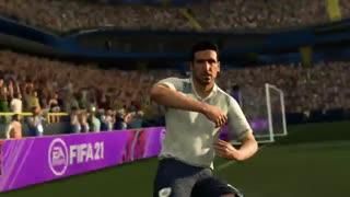 تریلر رونمایی FIFA 21 - بازی مگ