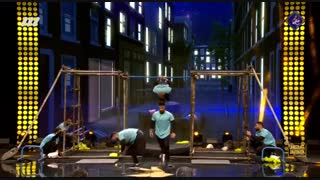 اجرای نمایشی تماشایی گروه ضربان در فصل دوم عصر جدید